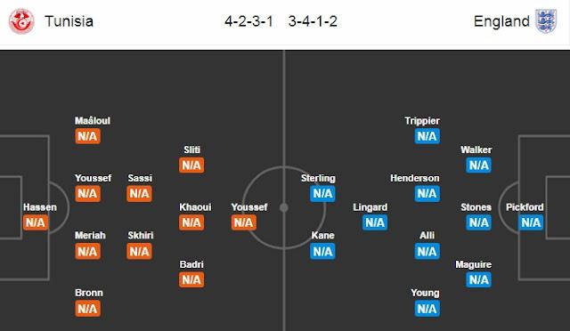 Nhận định Tunisia vs Anh, 01h00 ngày 19/06 (Bảng G - World Cup 2018) 2