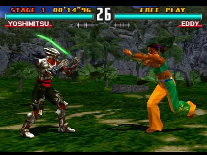 Tekken 3 Game Download For PC Full Version Cracked Free [2020]