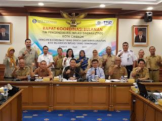 Antisipasi Kenaikan Harga Jelang Rhamadhan 1440 TPID Kota Cirebon Melakukan Langka-langkah Jitu