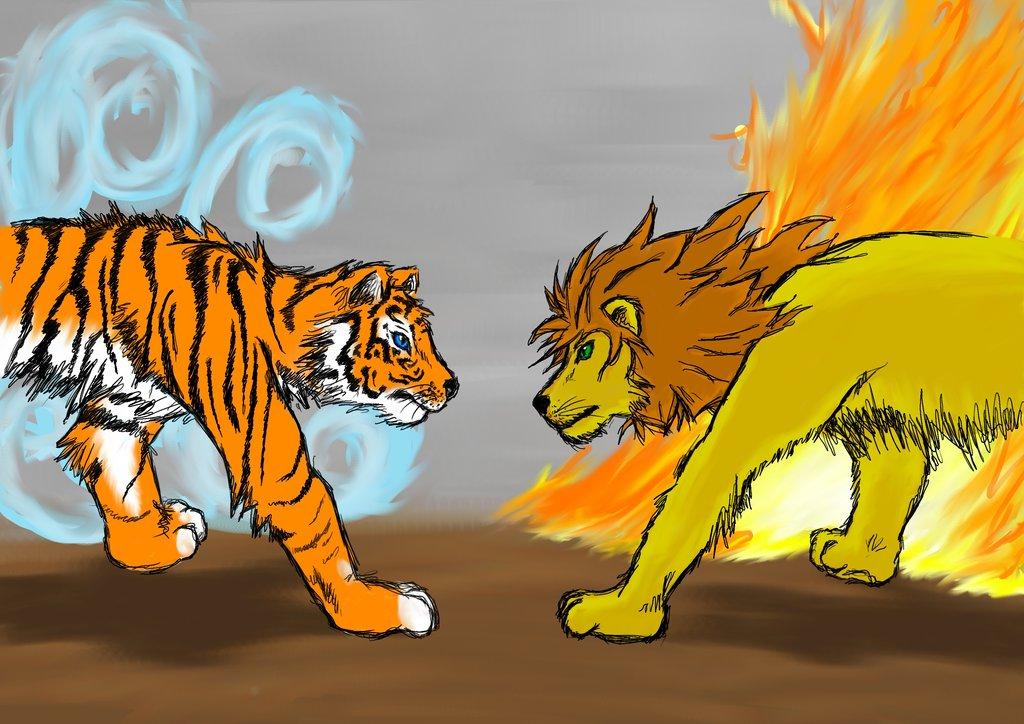 tigers vs warriors - 1024×724