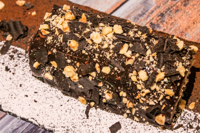 Light House Cafe Vegetarian Chocolate Swiss Roll Recipe