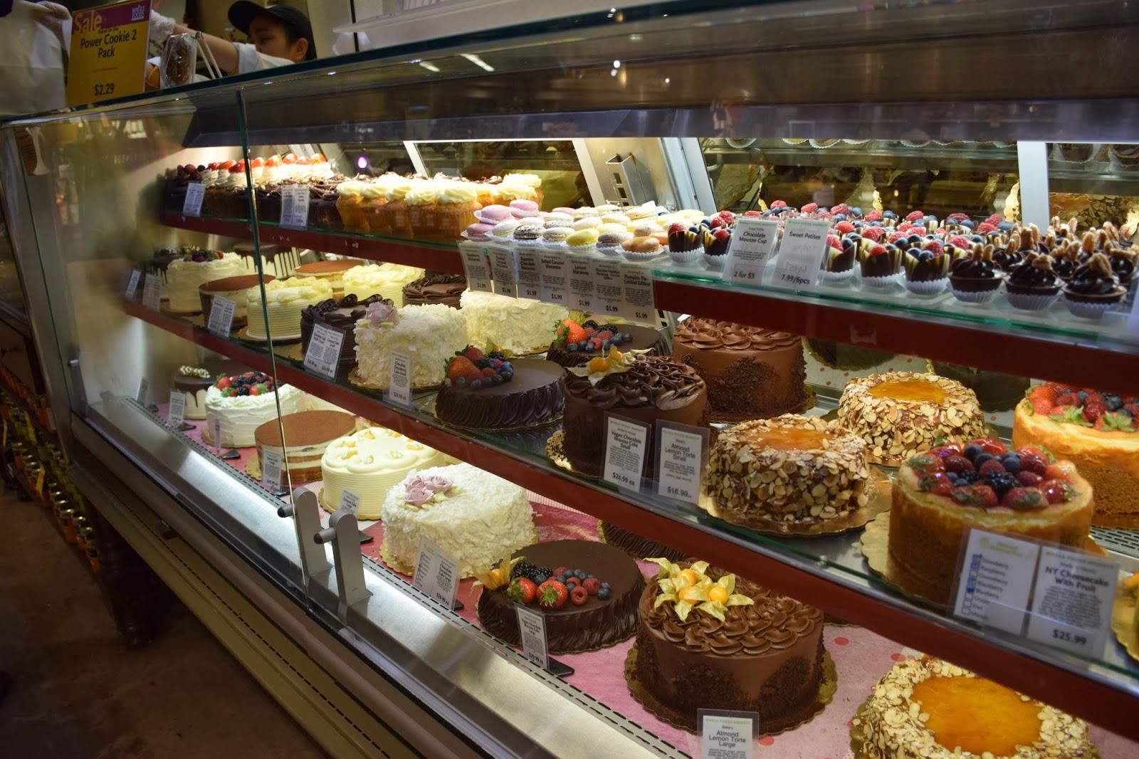 Vancity Noms Whole Foods Amazing Cakes