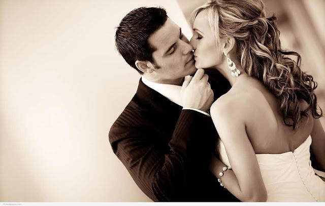 صور بوس رومانسي