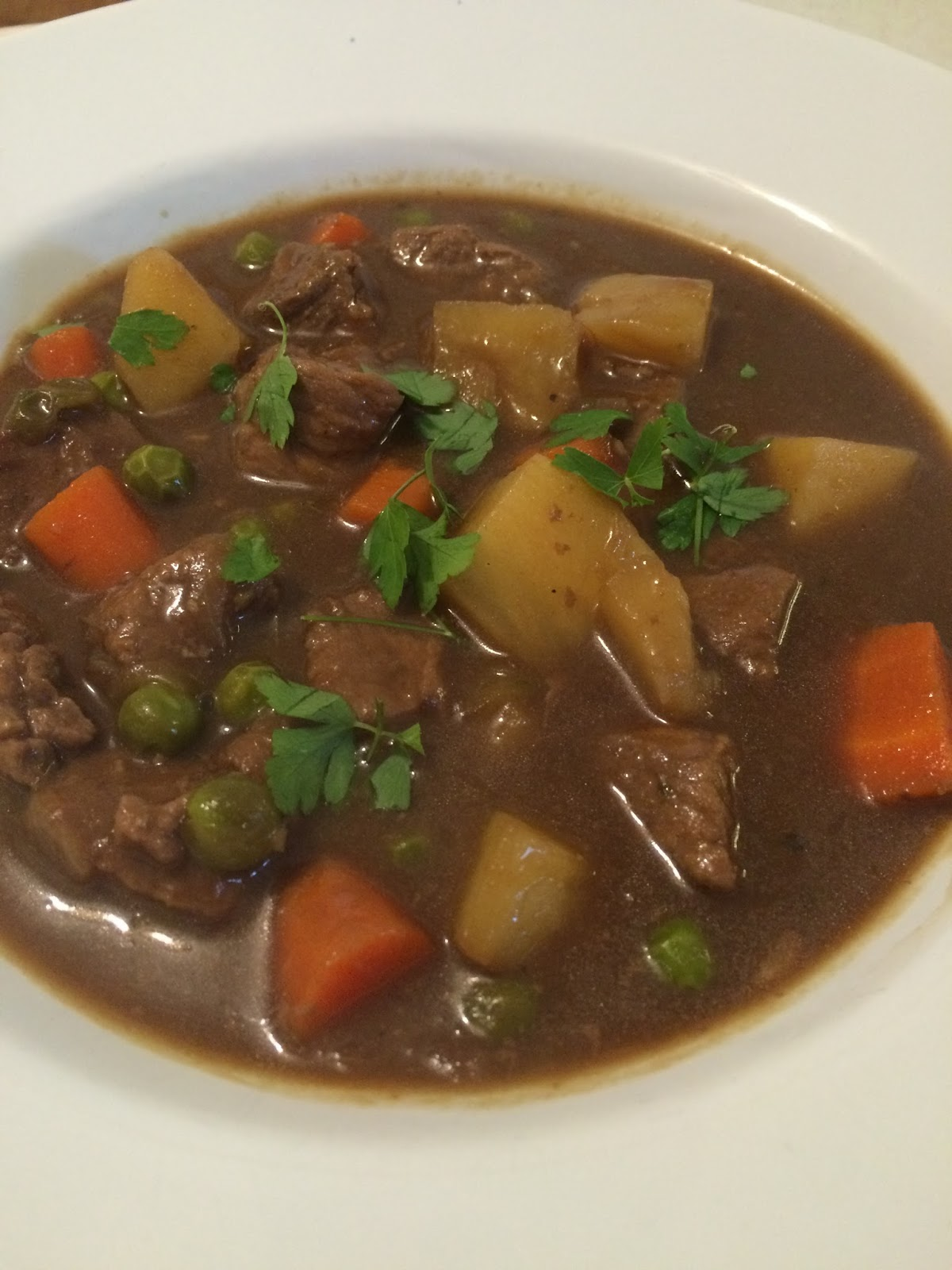 Chocolate Oatmeal Stout Beef Stew – Dairyland Cook