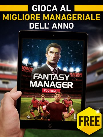 -GAME-Fantasy Manager Football - Dirigi il tuo club di calcio