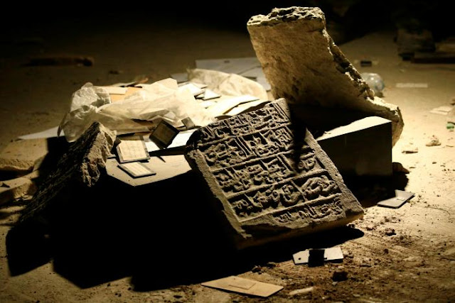 Iraq foils smuggling of USD13 million antiquities smuggling to Turkey