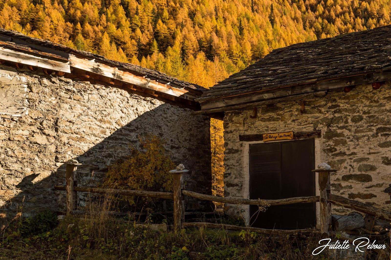 Chalets d'alpage en Savoie