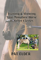 Training and Showing Miniature Horses in Halter Classes Pat Elder Small Horse Press