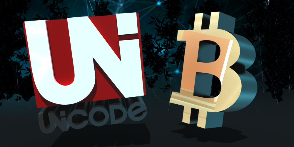 new bitcoin symbol