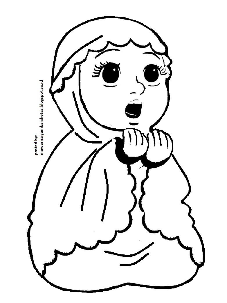 Kumpulan Gambar Kartun Muslimah Anak Kantor Meme