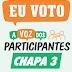 Vote Chapa 3 – Eleição na Forluz começa nesta segunda-feira, 21 de maio