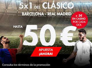 suertia promocion El Gran Clásico te da más 6 mayo