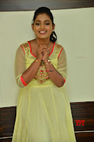 Teja Reddy in Anarkali Dress at Javed Habib Salon launch ~  Exclusive Galleries 020.jpg