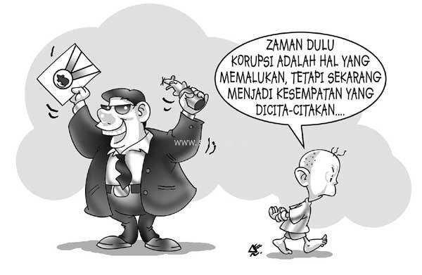 account ing Dampak Negatif Korupsi Terhadap