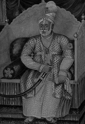 Raja of Travancore
