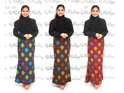 ELMIRA SKIRT | MERDEKA SALE!!!
