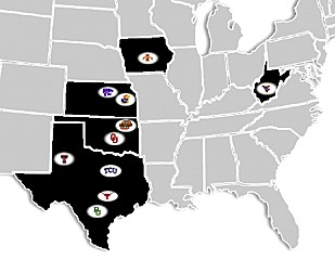 11-on-11: Angry Rant: College Football Conference Realignment is the