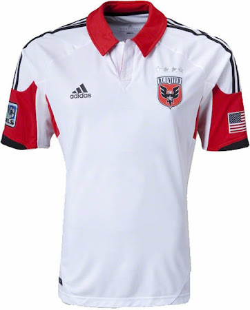 601993a6b D.C. United 2014 Home Jersey Released - Footy Headlines