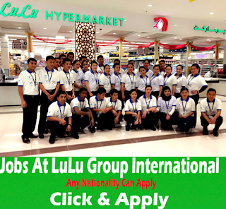 LULU HYPERMARKET JOBS IN UAE - 2018