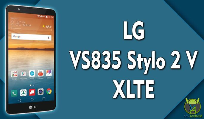 LG VS835 Stylo 2 V XLTE Full Specs Datasheet