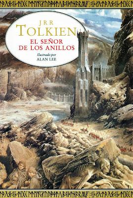 El Señor de los Anillos Ilustrado por Alan Lee J.R.R. Tolkien