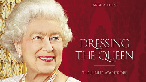 Dressing The Queen:The Jubilee Wardrobe by Angela Kelly is published by Royal Collection Trust. Angela Kelly, the Queen's top designer
