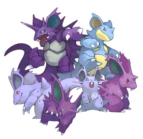 My Favorite Pokémon: #7: Nidoking