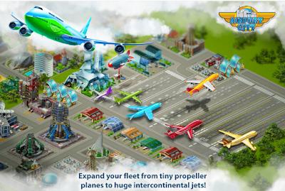 Airport City APK-Airport City MOD APK