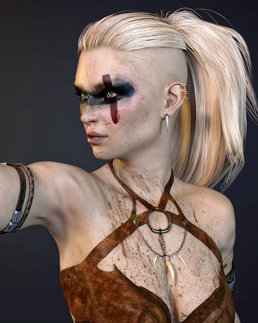 Svanhilda for Genesis 3 Female