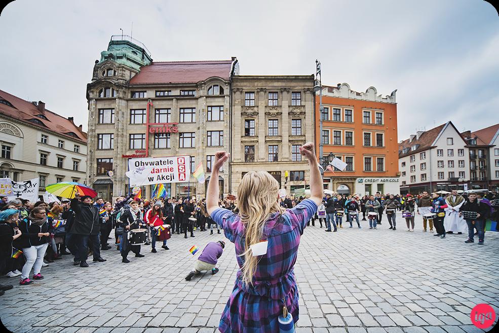 Podwórkowa Samba Wrocław