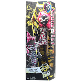 MH Geek Shriek Catty Noir Doll