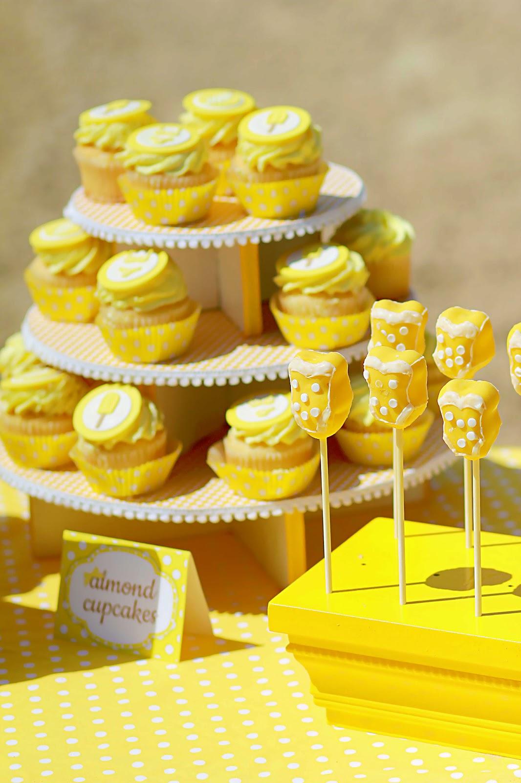 Capes Amp Crowns Yellow Polka Dot Bikini