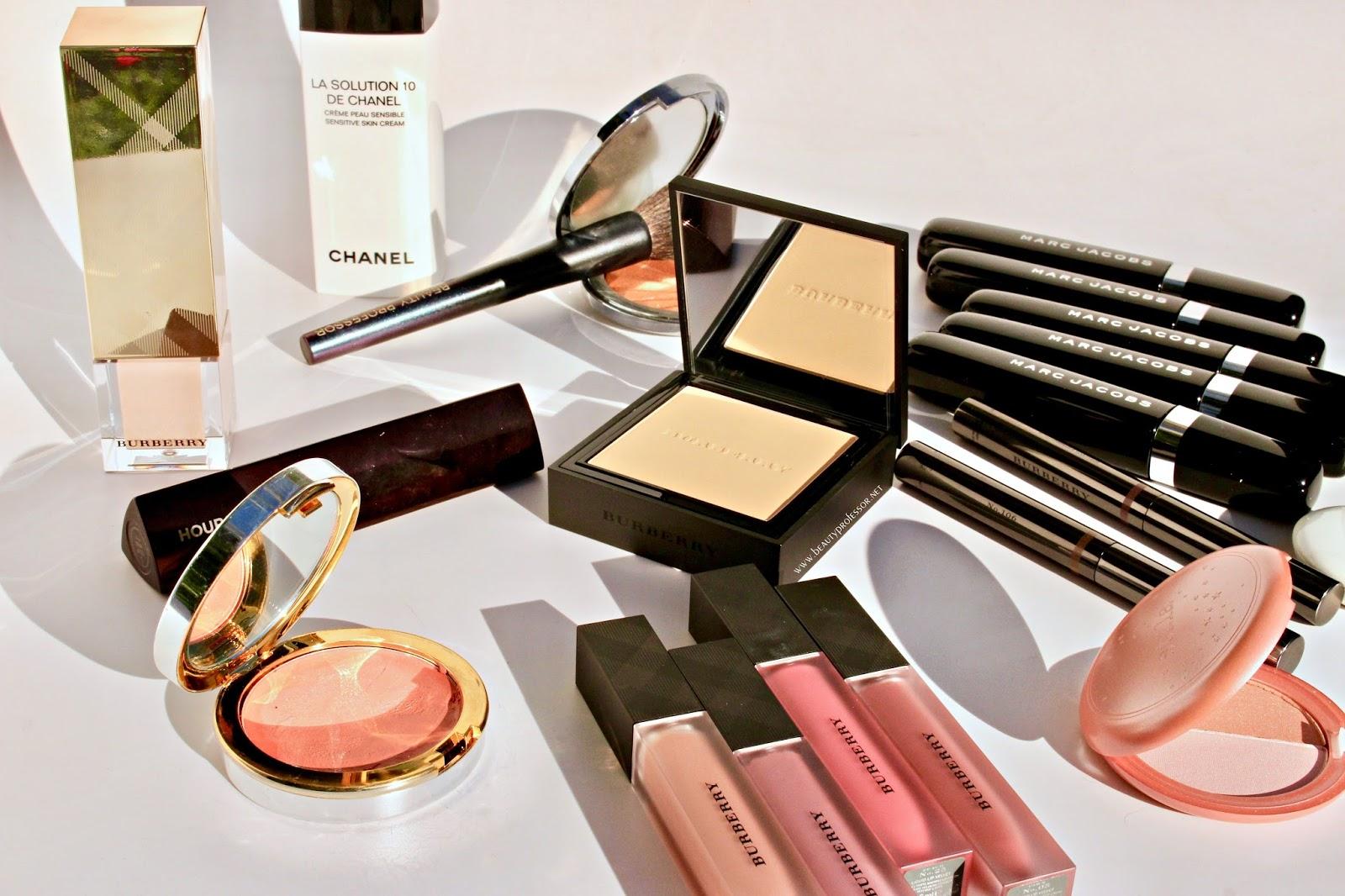 44f5adb23d45 January FOTD: Burberry Liquid Lip Velvets + Marc Jacobs Omega Lash + Five  Years of Beauty Professor