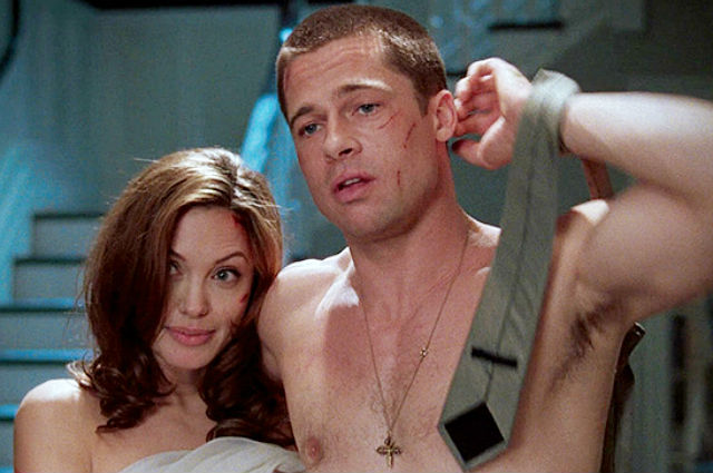 Intimate details of the marriage of brad pitt and Angelina Jolie will form the basis for the film