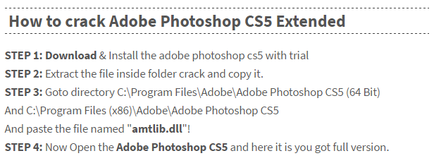 Download Adobe Photoshop CS5 Extended Full Free - Free Of