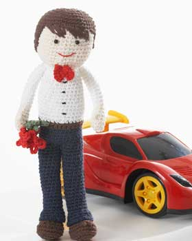 Boy doll amigurumi crochet pattern | Crochet amigurumi, Crochet doll,  Crochet scarf easy | 350x280