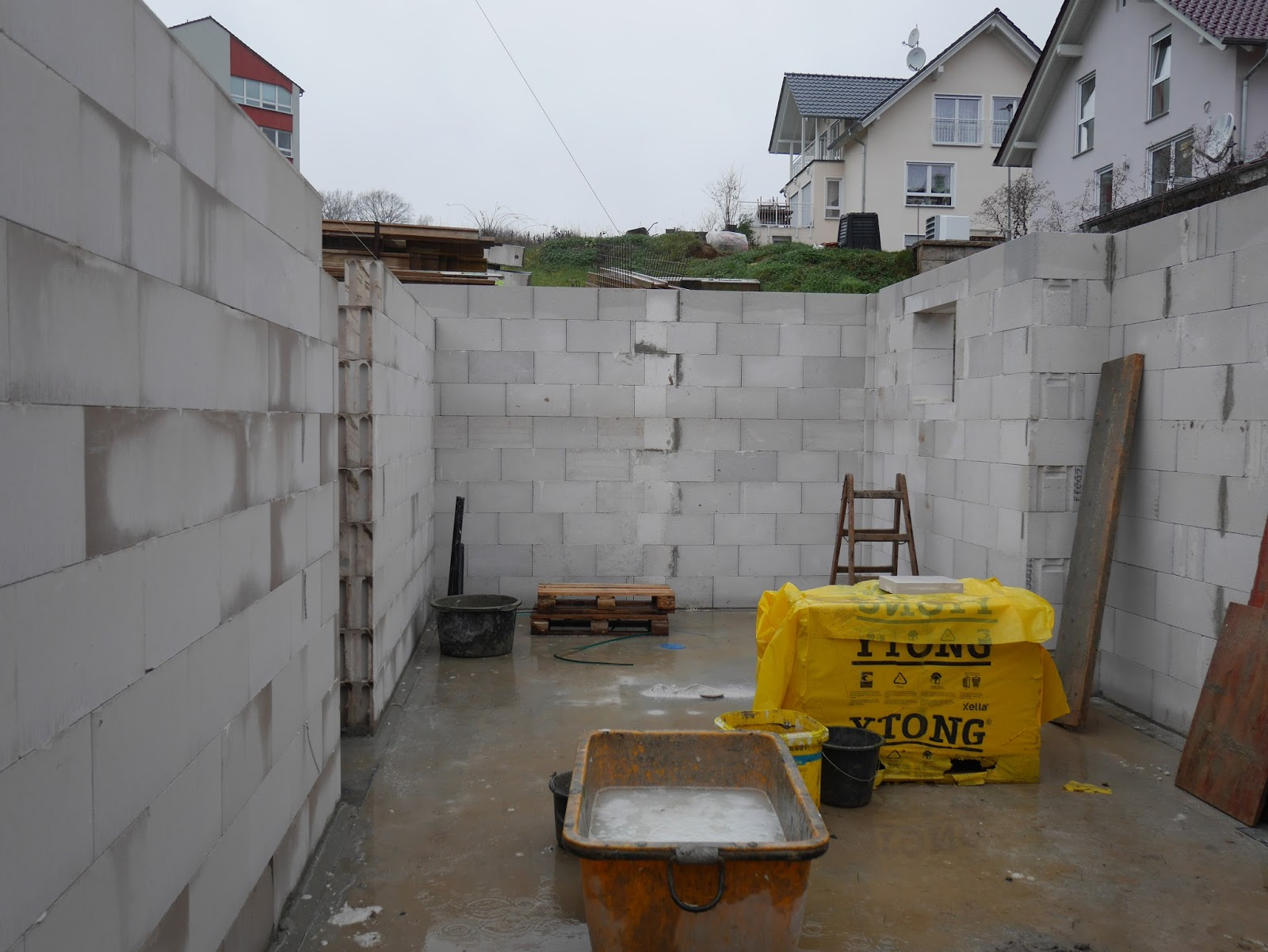 Fabulous Katha & Julia bauen ein Haus :): Mauern - KG - Teil 3 VL51