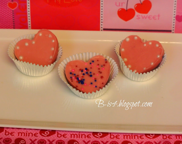 Chocolate, Heart Molds