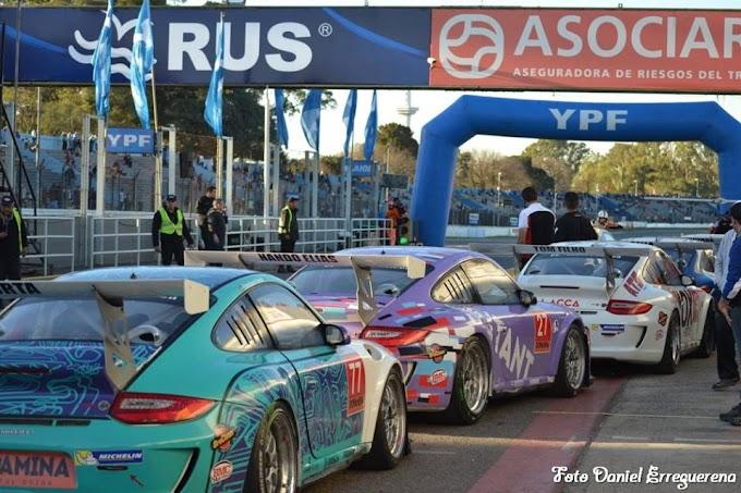 Este finde arranca la Copa Porsche