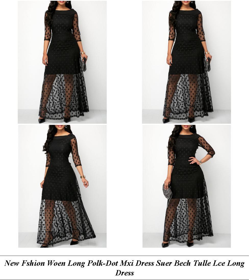 Summer Dresses For Women - Sale Uk - Midi Dress - Cheap Clothes Online Uk