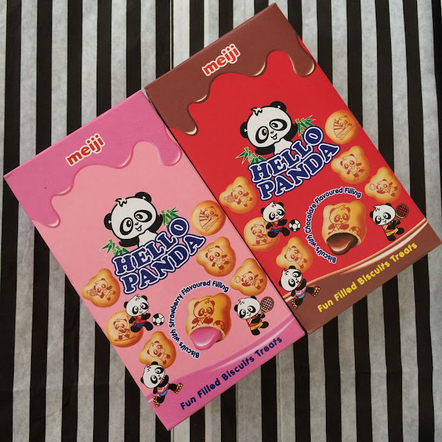 Five under £5, hello Panda biscuits, home bargains