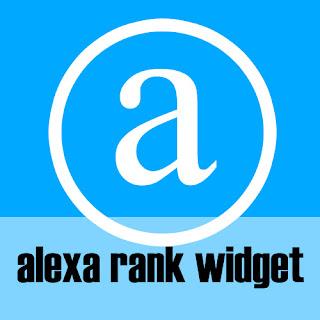 Widget Alexa Rank