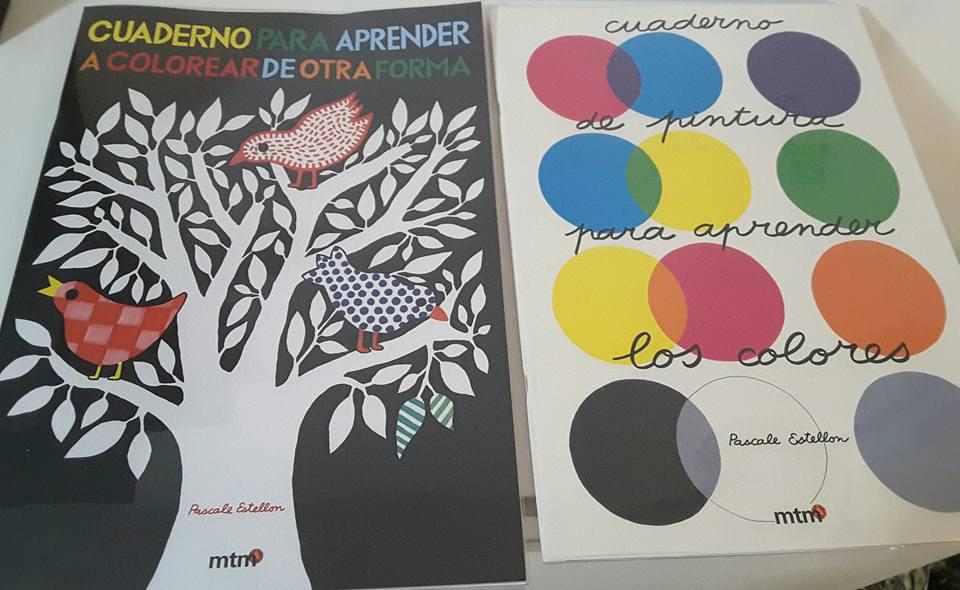 Creciendo con libros y juegos cuadernos para pintar de - Aprender a pintar ...