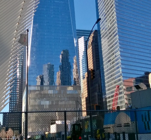 Reflections in New York