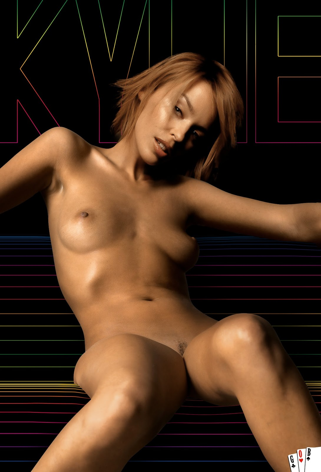 Minogue naked kylie