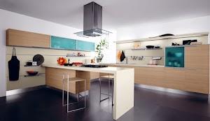 Desain Dapur Minimalis Modern Sederhana 05