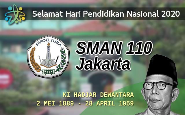 hardiknas 2020 SMAN 110