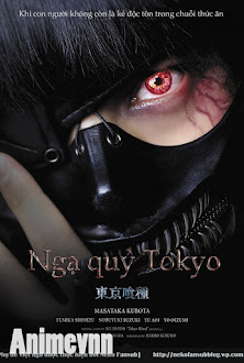 Tokyo Ghoul Live Action -  2017 Poster