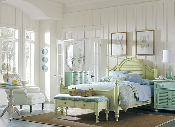 Hydrangea Hill Cottage Painted Coastal Furniture
