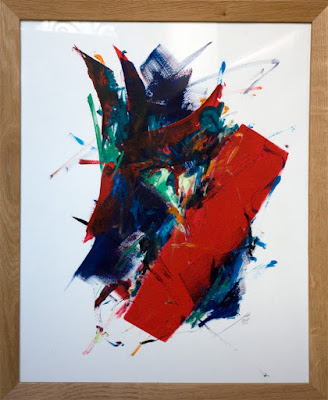 artiste peintre bordeaux abstraction lyrique jean baptiste besançon